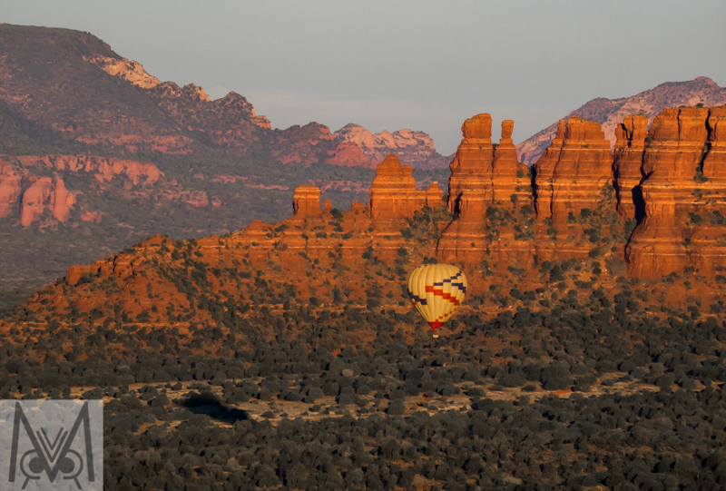 sedona balloon